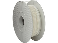Verbatim 3D Filament, Flexible, Primalloy 3mm 500g Reel - White
