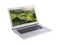 "Acer CB3-431-C99D 14"" Chromebook - 1366 x 768 - Celeron N3060 - 4 GB RAM - 16 GB Flash Memory - Sparkly Silver"