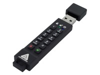 Apricorn 64GB Aegis Secure Key 3z USB 3.1 Flash Drive