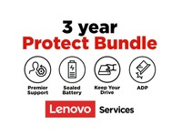 Lenovo On-Site + Accidental Damage Protection + Keep Your Drive + Sealed Battery + Premier Support - 3 Year Extended Service - Service