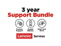 Lenovo On-Site + Keep Your Drive + Sealed Battery + Premier Support - 3 Year Extended Service - Service