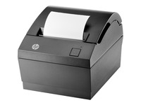 HP X3B46AT Direct Thermal Printer - Monochrome - Receipt Print - USB - Serial