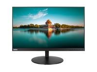 "Lenovo ThinkVision P24q-10 24"" WQHD LED LCD Monitor - 16:9 - Black"