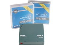 Dell-IMSourcing Tape Media for LTO4-120 Tape Drive, 800GB/1.6TB, 1 Pack Customer Kit
