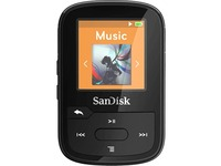 SanDisk Clip Sport Plus 16 GB Flash MP3 Player - Blue