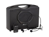AmpliVox SW222A Wireless Audio Portable Buddy with Headset and Lapel Mics