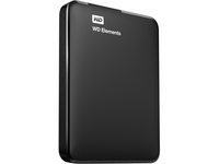 750GB WD Elements™ USB 3.0 high-capacity portable hard drive for Windows
