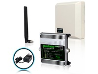 Smoothtalker Stealth Z6 72dB 4G LTE High Power 6 Band Cellular Signal Booster Kit
