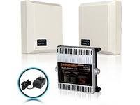 Smoothtalker Stealth X6 65dB 4G LTE Extreme Power 6 Band Cellular Signal Booster Kit
