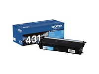 Brother TN431C Original Toner Cartridge - Cyan