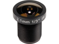 AXIS - 2.10 mm - f/2.2 - Fixed Focal Length Lens