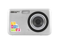 12MP DIGITAL CAMERA/CAMCORDER WEBCAM W/ FLASH 2.7 INCH LCD