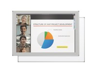 MooreCo Interactive Projector Board with Brio Trim