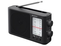Sony Analog Tuning Portable FM/AM Radio