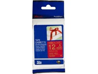 Brother Direct Thermal Printable Ribbon - Wine Red