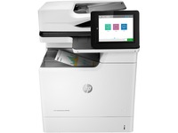 HP LaserJet M681 M681dh Laser Multifunction Printer - Color