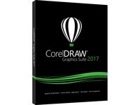 Corel CorelDRAW Graphics Suite 2017 - Box Pack (Upgrade) - 1 User