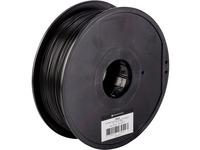 Monoprice MP Select PLA Plus+ Premium 3D Filament 1.75mm 1kg/Spool, Black