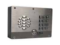 CyberData SIP-enabled H.264 Video Outdoor Intercom with Keypad
