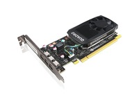 Lenovo NVIDIA Quadro P400 Graphic Card - 2 GB GDDR5