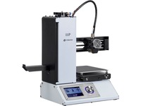 Monoprice MP Select Mini 3D Printer V2, White