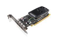 Lenovo NVIDIA Quadro P1000 Graphic Card - 4 GB GDDR5