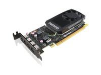 Lenovo NVIDIA Quadro P1000 Graphic Card - 4 GB GDDR5 - Low-profile