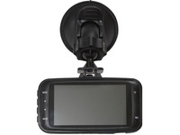 "Q-See - QGOHD - 1080P HD Black Dashcam with 2.7"" screen"