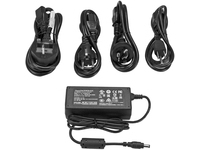 StarTech.com Replacement 12V DC Power Adapter - 12 Volts 5 Amps