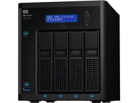 WDBNFA0400KBK-NESN WD My Cloud Pro Series PR4100 Media Server with Transcoding, NAS - Network Attached Storage