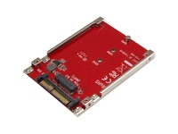 StarTech.com M.2 to U.2 Adapter - M.2 Drive to U.2 (SFF-8639) Host Adapter for M.2 PCIe NVMe SSDs - M.2 Drive Adapter - M.2 PCIe SSD Adapter