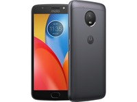 "Motorola Moto E⁴ Plus XT1775 16 GB Smartphone - 5.5"" LCD HD 1280 x 720 - 2 GB RAM - Android 7.1 Nougat - 4G - Iron Gray"