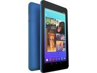 """Ematic EGQ373 Tablet - 7"""" - 1 GB RAM - 16 GB Storage - Blue"""