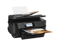 Epson WorkForce WF-7710 Inkjet Multifunction Printer - Color