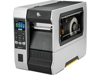 Zebra ZT610 Industrial Direct Thermal/Thermal Transfer Printer - Monochrome - Label Print - Ethernet - USB - Serial - Bluetooth