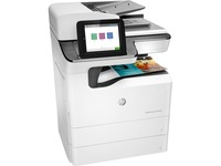 HP PageWide Enterprise 780dn Page Wide Array Multifunction Printer - Color