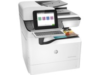 HP PageWide Enterprise 785f Page Wide Array Multifunction Printer - Color