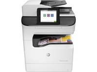 HP PageWide Enterprise 780dns Page Wide Array Multifunction Printer - Color