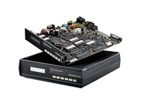 Black Box Analog Sync/Async V.32 Modem - Dial-up or Leased-Line, AC Power