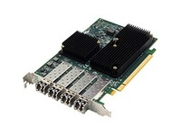 ATTO Quad-channel 32-Gigabit Gen 6 Fibre Channel HBA