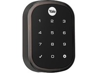 Yale Slim Key Free Touchscreen Deadbolt