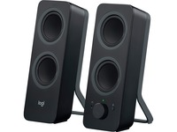 Logitech Z207 Bluetooth Speaker System - 5 W RMS - Black