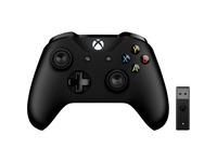 Microsoft Xbox Controller + Wireless Adapter for Windows 10
