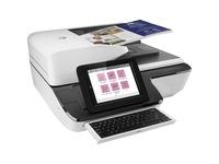 HP Scanjet N9120 Sheetfed Scanner - 600 dpi Optical