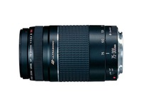 Canon EF 75-300mm f/4-5.6 III Telephoto Zoom Lens