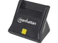 Manhattan Standing USB 2.0 Smart/SIM Card Reader