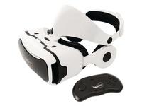 ReTrak Elite Edition VR Headset + HD Stereo Headphones + Bluetooth Controller
