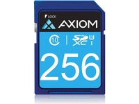 Axiom 256 GB Class 10/UHS-I (U3) SDXC