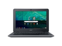 "Acer Chromebook 11 C732-C6WU 11.6"" Chromebook - 1366 x 768 - Celeron N3350 - 4 GB RAM - 32 GB Flash Memory - Obsidian Black"
