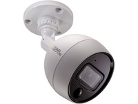 Q-See - QCA8081B - 4MP Analog HD Add On Bullet Camera with Night Vision up to 65ft